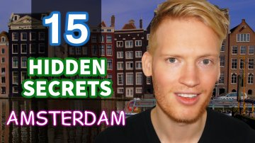15 Hidden Secrets in Amsterdam