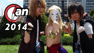 DaizyStripper Live at Anime North 2014