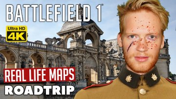 Battlefield 1 Roadtrip