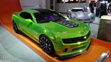 Biggest Autoshow In Canada At The Metro Convention Center In Toronto