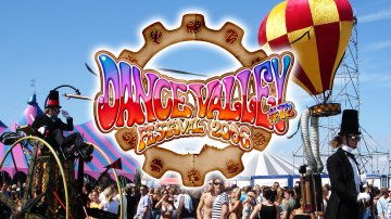 Dance Valley 2006: Holland's Biggest Outdoor Music Festival