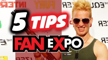 Ready For FanExpo? Here Are My 5 Tips