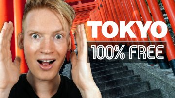 10 FREE Things to do in Tokyo: Off the beaten path!