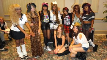 1st Canada Gyaru Fashion Show at Anime North 2013