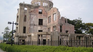 Resurrected After The Atomic Bombing: Hiroshima Is Beautiful