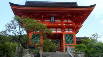 Kiyomizu Is The Most Famous Buddhist Temple In Japan