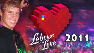 Labour of Love 2011 at Guvernment in Toronto