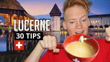 30 Things to do in Lucerne