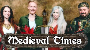 Medieval Times: Royalty VIP in Toronto