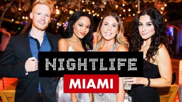 Miami Nightlife in the USA