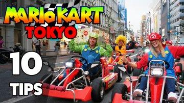 Real-life Mario Kart in Tokyo: 10 Tips