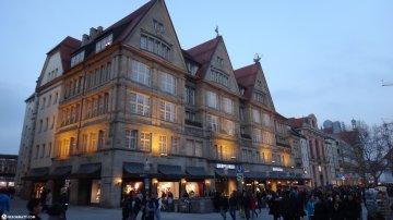 1-Day In Munich Eating German Bratwurst