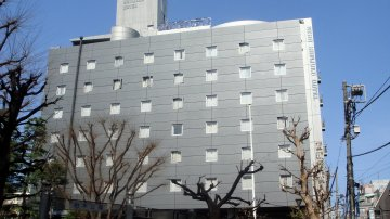 Best Affordable Hotel In Tokyo: Nishi Shinjuku Hotel