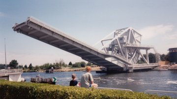 A Visit To The Benouville Bridge In France