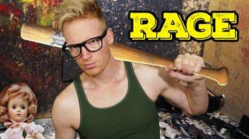 Rage Room in Toronto
