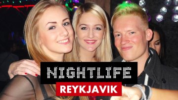 Reykjavik Nightlife: TOP 6 Bars & Nightclubs