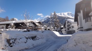Most Popular Wintersport Resort In Austria: Seefeld In Tirol