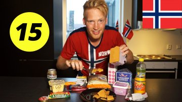 15 Norwegian Snacks & Drinks Review