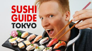 Ultimate Sushi Guide for Tokyo