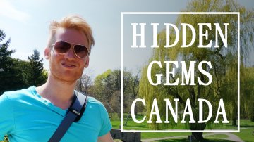 3 Hidden Gems in Canada at Webster Falls