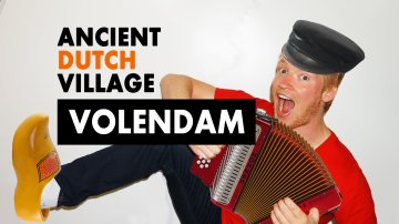 6 Historic Dutch Places in Volendam