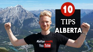 10 Travel Tips for Calgary & Alberta in Canada