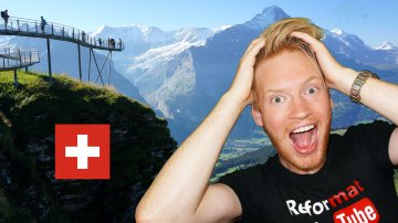 Can you fly to Switzerland tomorrow?