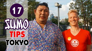 Sumo Wrestling Guide Tokyo: 17 Tips & Facts