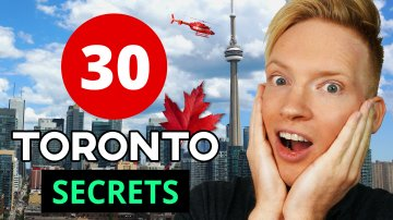 30 Hidden Secrets in Toronto