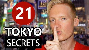 21 Hidden Secrets in Tokyo