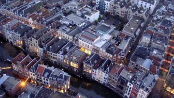 Largest Gothic Tower Of The Netherlands: Dom Tower In Utrecht