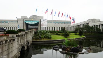 Korean War Museum in Seoul