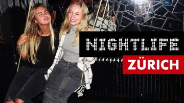 Zürich Nightlife in Switzerland: Top 10